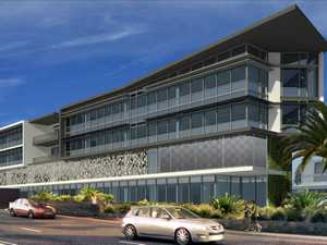 Council makes decision on 4 storey office building