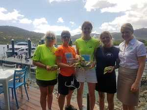 Eco Barge stands to clean up Airlie