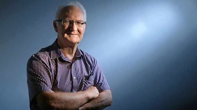 COUNTRY DOCTOR: Dr Robin Matthews, awarded the 2016 NSW Rural Medical Service Award for more than 35 years of service to medicine in the Lower Clarence.