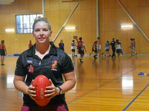 PCYC welcomes new sport officer