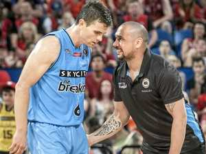 Struggling Breakers 'too nice', says coach