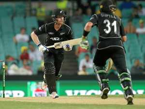 Neesham: NZ copped spray from coach after thrashing