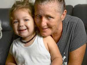 Family's plea to help raise $500 so tot can play in water