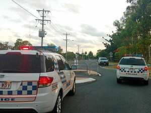Police respond as man pulls 'gun' on strangers