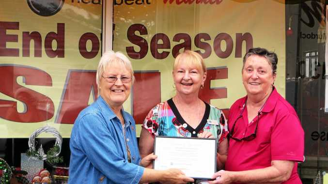 HEARTBEAT MARKETS: Coffs City Mission served the greater Coffs Harbour district for more than 27 years and during that time has been privileged to assist thousands of families who have faced hardship in life.