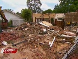 Owner finds house demolished after letterbox mix up