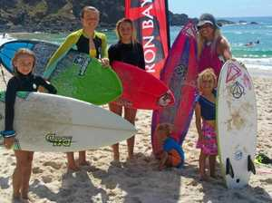 BYRON BOARDRIDERS: Benefit for Sally Miller