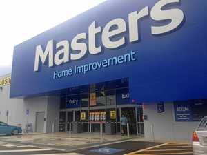 No shopping mall plans for Toowoomba Masters ... yet