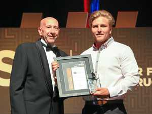 Mountain Creek chippy awarded best apprentice in QLD