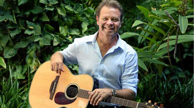 Troy Cassar-Daley is back home in the Clarence Valley to perform and promote his book and album 'Things I Carry Around' this weekend.