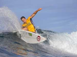 Tyler carves it up in Hawaii