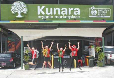 Kunara Organic Marketplace.