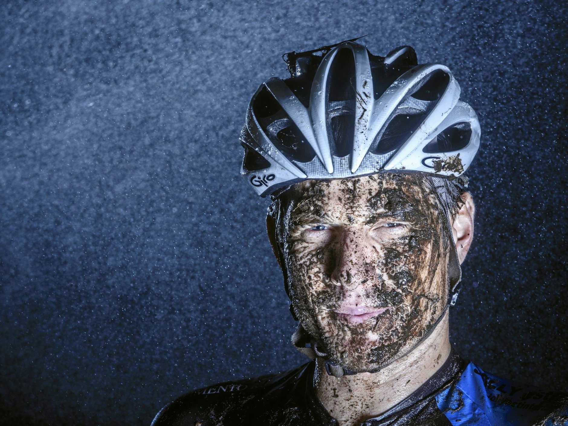 International endurance mountain-bike rider Morgan Pilley is used to pushing through the elements, but this weekend he'll push on to raise money for local mental health services in a charity ride at Junction Hill.