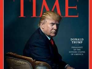 Donald Trump declared Time's Person of the Year