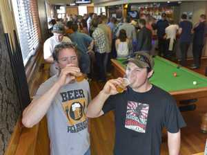 Craft beer festival back for another year