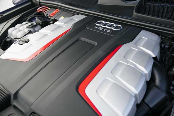 2016 Audi SQ7 TDI