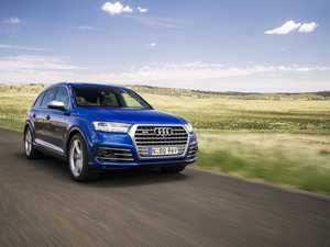 School run scorcher: Audi SQ7 road test and review