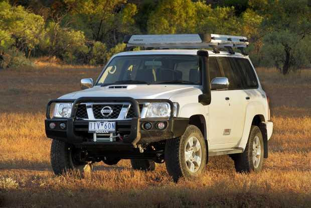 2016 Nissan Y61 Patrol Legend Edition