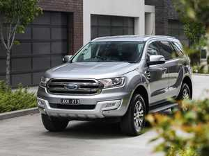 Ford Everest Trend RWD launched, $5000 cheaper than the 4x4