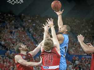 Breakers hold on against Bullets to end losing streak