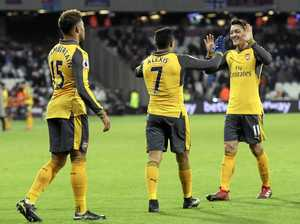 Arsenal looking to shore up squad with new deals