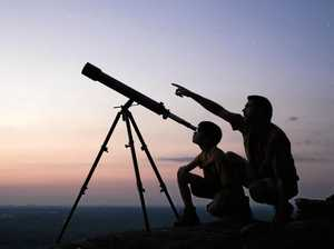 Time to go summer star gazing