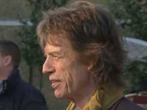 Mick Jagger a Dad again at 73
