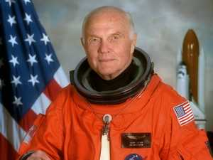 John Glenn, oldest astronaut in space, dies aged 95