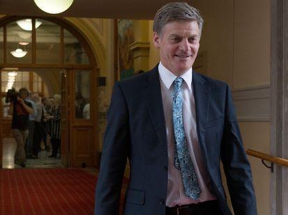 Bill English has described himself as specialising in