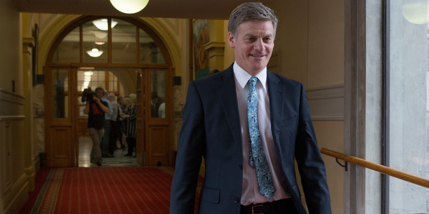 Bill English has described himself as specialising in