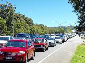 No end in sight to Caloundra Rd 'carpark'
