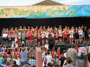 Carols by the beach postponed until next Sunday