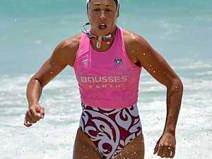 WATCH: Sprint finish in Ironwoman series