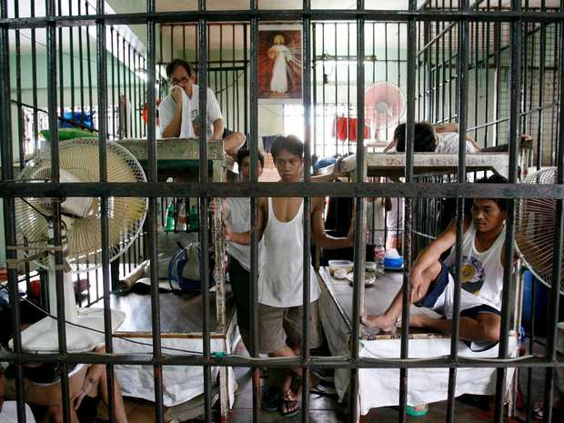 Troy Russell Brithisel has been held by Philippine authorities since October 2013 without a trial.