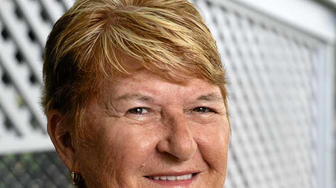 Former Queensland masters representative Heather Scott.