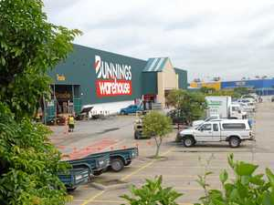 Young vandals trash former hardware store