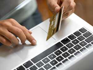 Bundy loves to online shop