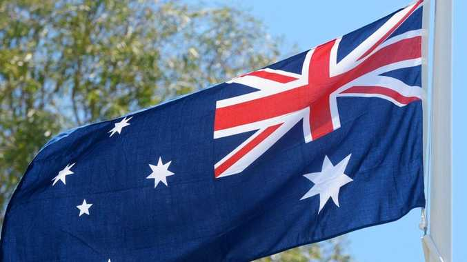 Wide Bay MP Llew O'Brien wants your feedback on how to retire old and worn flags.