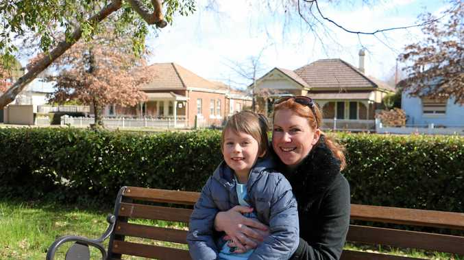 Autism Link managing director Rebecca Keysers and her son Kaiser.