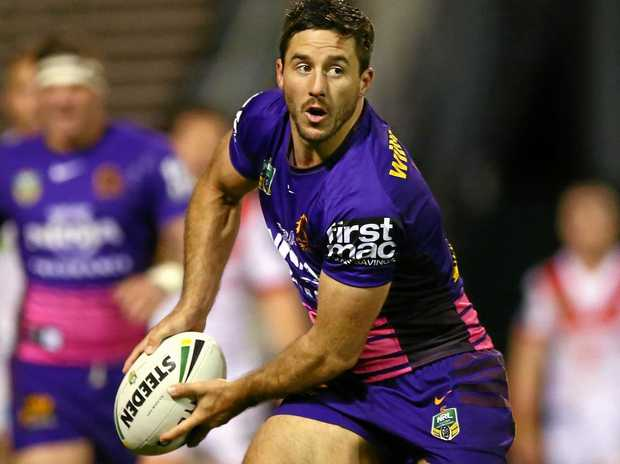 Broncos halfback Ben Hunt is off contract at the end of next season.