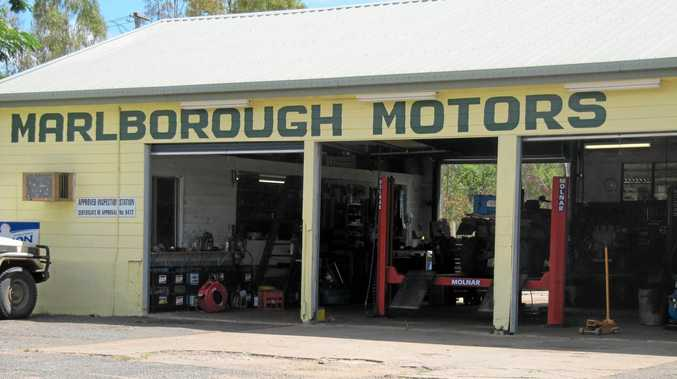 Marlborough Motors