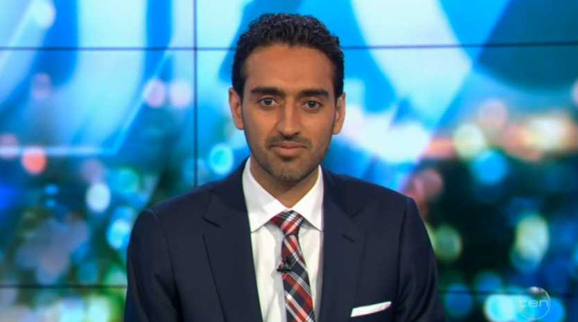 Waleed Aly and Dick Smith squared off on The Project recently.