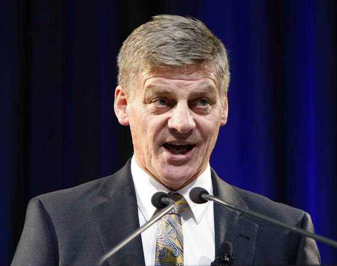 The conservative caucus in New Zealand's Parliament has chosen Bill English to be the next prime minister Monday, Dec. 12, 2016.