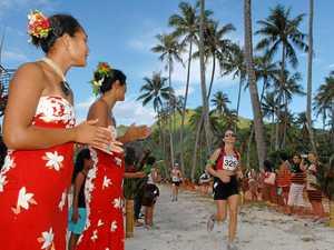 Tahiti sets the holiday pace with the Moorea Marathon