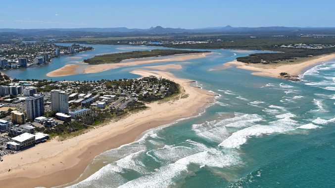 Aerials of the Sunshine Coast taken on Thursday 23 October, 2014 for advertising feature: