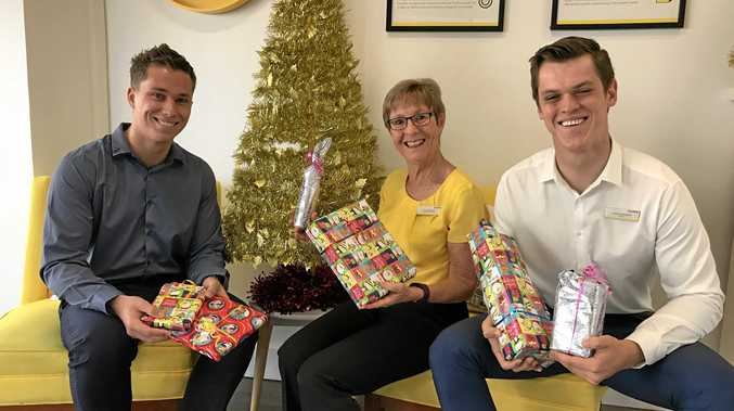 Ray White Grafton staff are running their 5th annual 'A little Ray of Giving' campaign this Christmas.