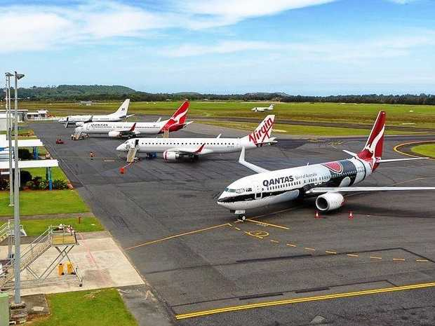 Coffs Harbour Regional Airport has passed the 400,000 passenger mark, an all-time record, and will reach 420,000 by the end of the financial year.