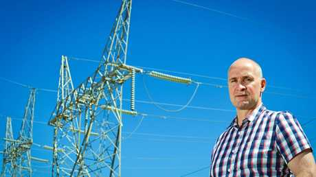 Glenn Butcher MP has announced a $9.8 million upgrade to the power supply infrastructure. Photo Mike Richards / The Observer