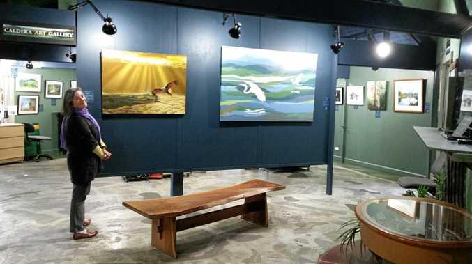 EXHIBIT: Caldera Art Gallery.