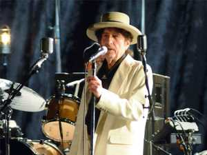 Bob Dylan's surprise at Nobel Prize win